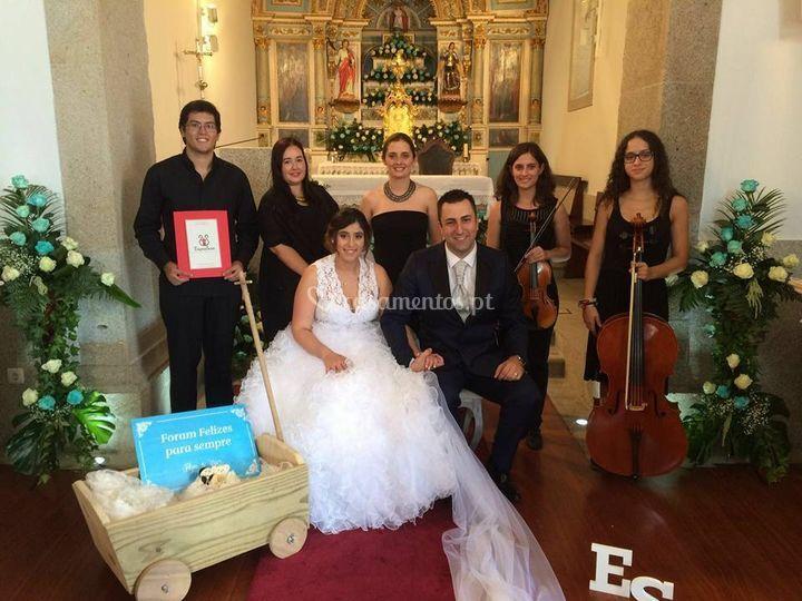 Viol, Cello, Piano, 2 cantores