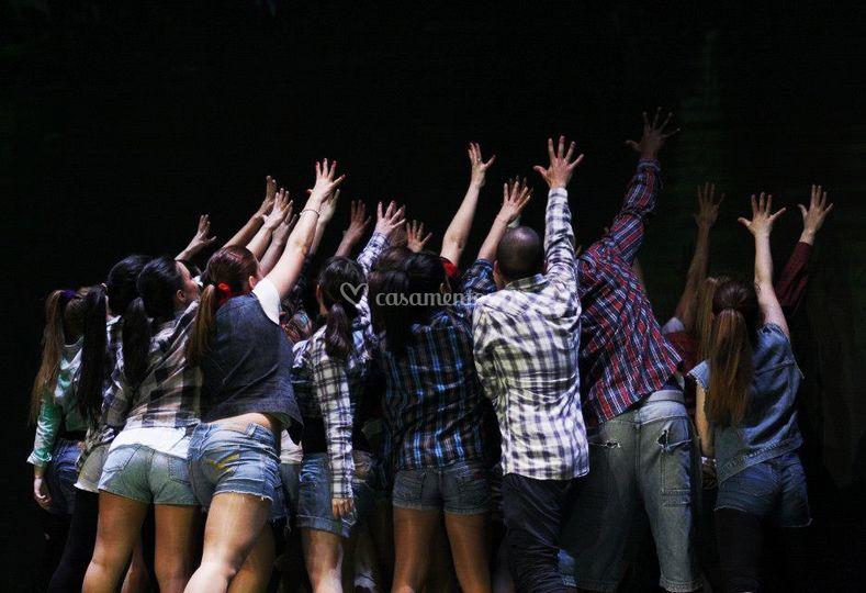 Espetáculos de dança