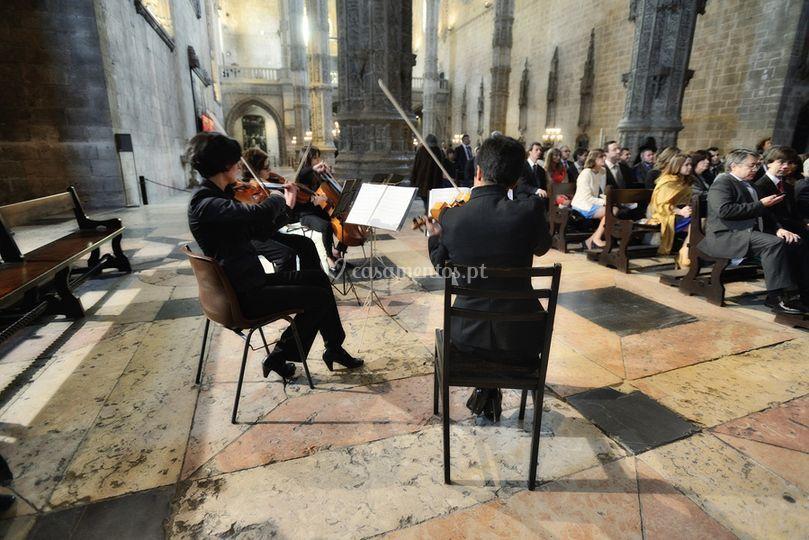 SQS no Mosteiro dos Jerónimos