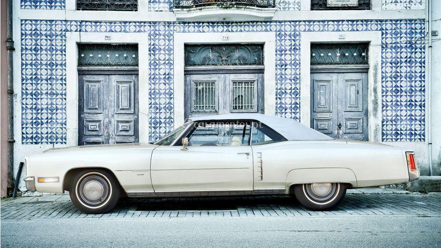 Cadillac Eldorado 76
