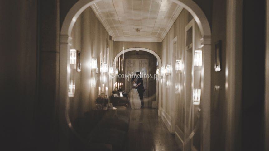 Hall reflection