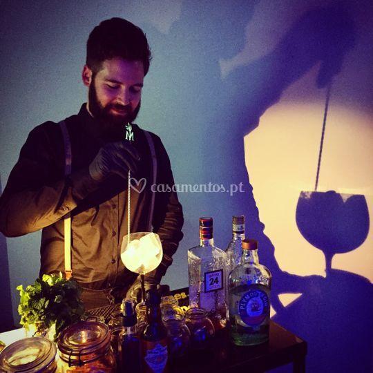 Gin love & tonic