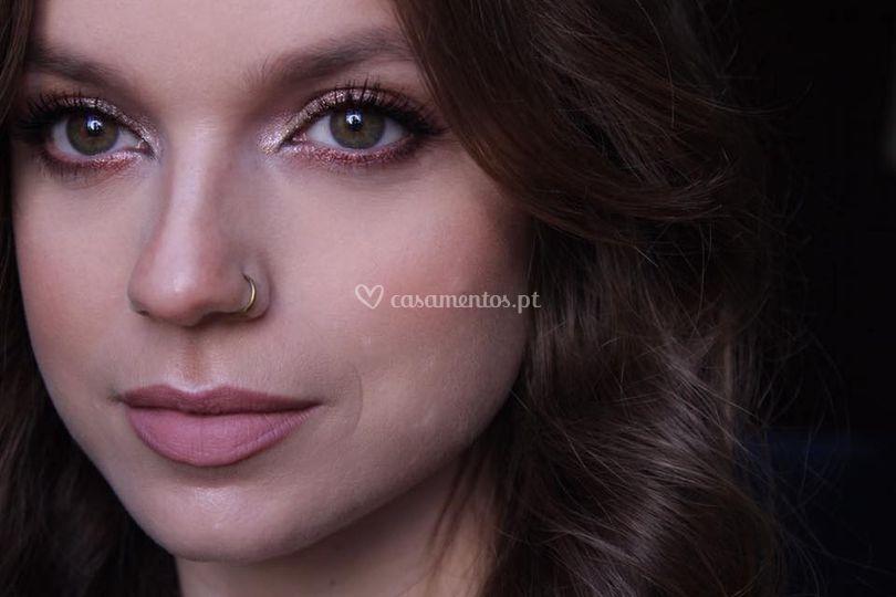 Maquilhagem Natural por Soraia Costa