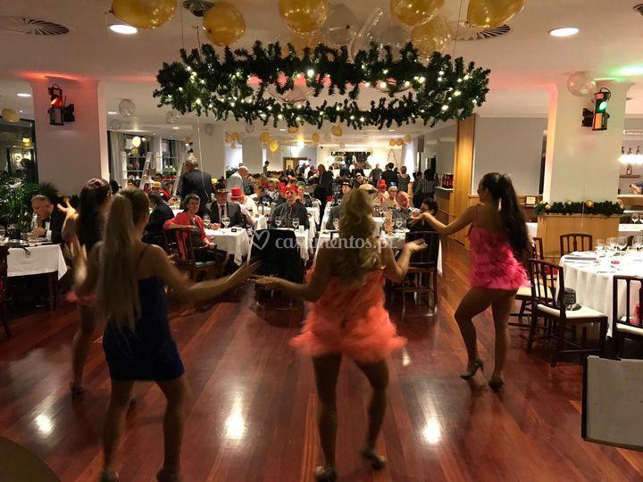 Show divas com Sweetdancers