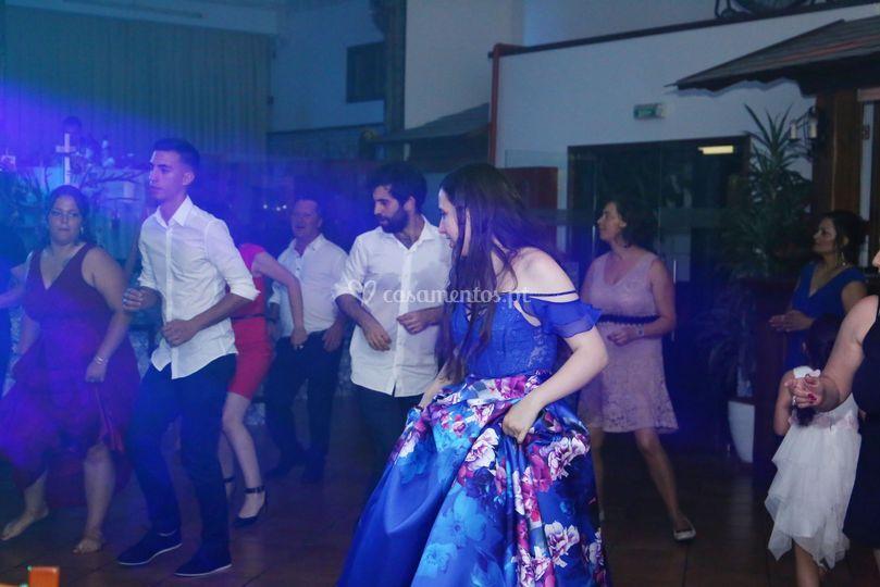 Pista de Dança com Coreógrafo