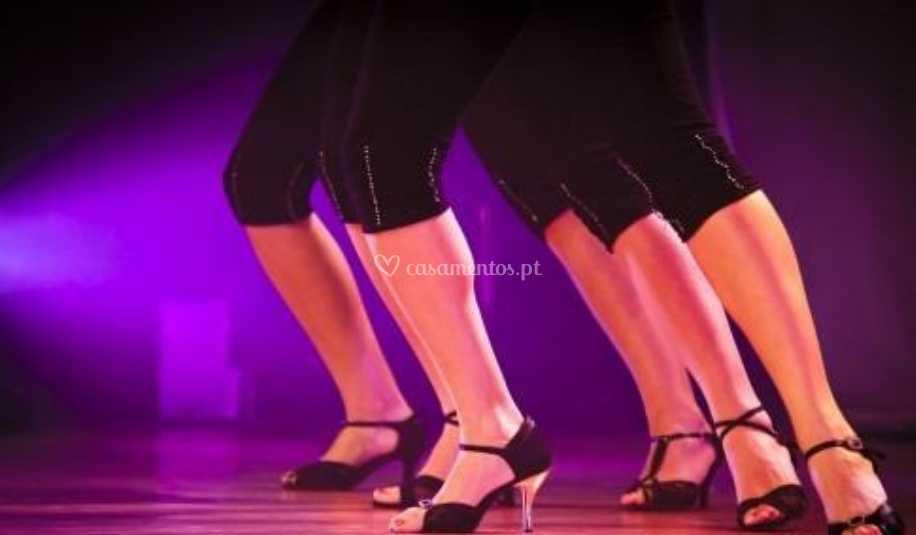 Passos de dança