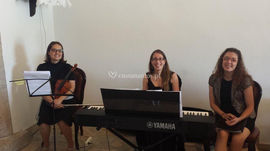 Prelúdio - Trio