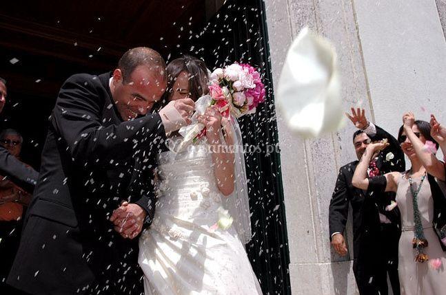 Chuva de arroz - Luis Faustino ©