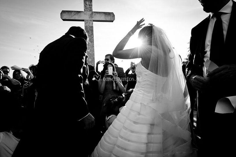 Os noivos - Luis Faustino ©