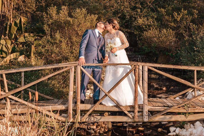 Beijo na Ponte