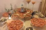 Buffet de marisco