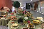 Buffets de doces e frutas