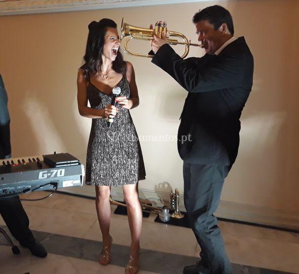 Voz, Trompete & Piano