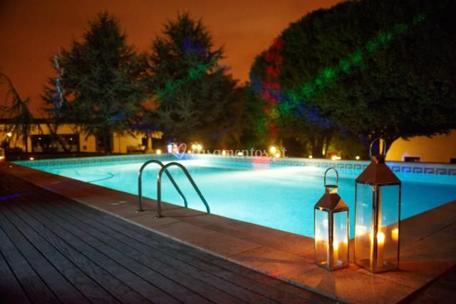 Quinta do gestal piscina