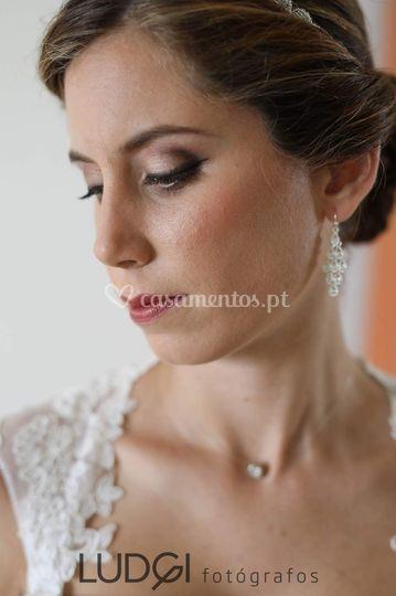 Maquilhagem noiva