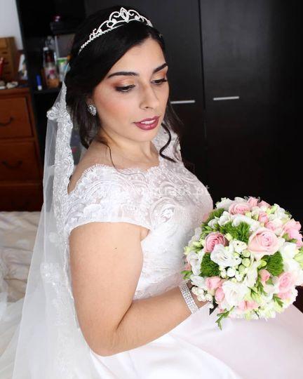 Noiva Telma