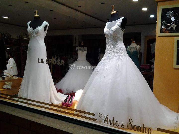 Arte e sonho noivas noivos
