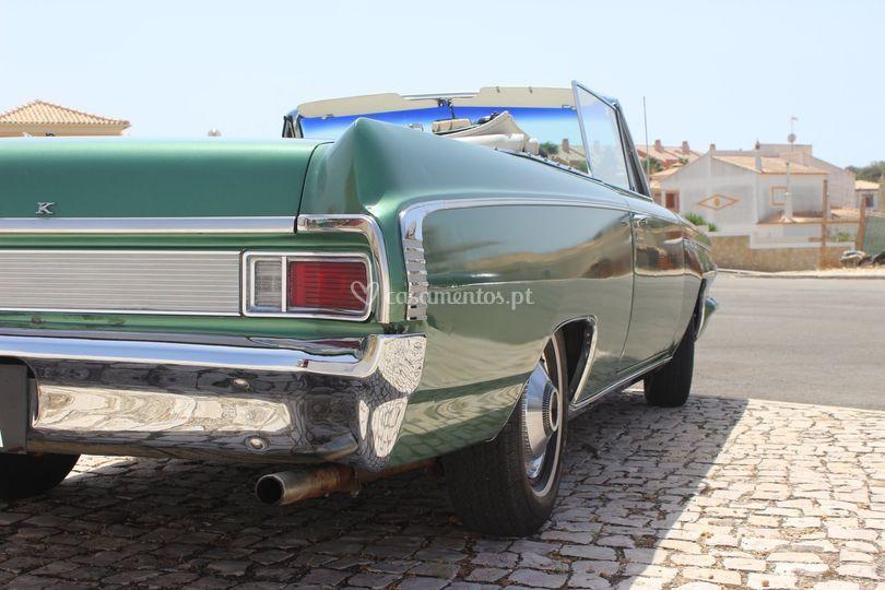 Buick Skylark Convertible 1963