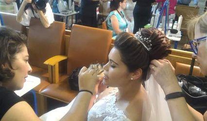 Ana Lopes Rebelo - Make Up Artist 1