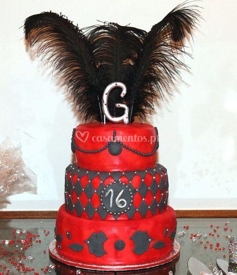Cake para todos as idades