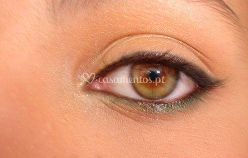 Detalhe olho