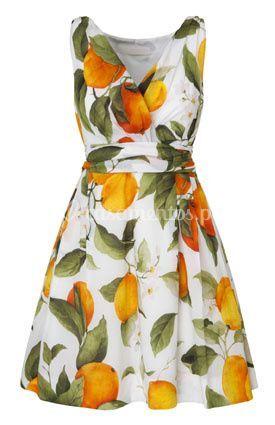 Limones dress