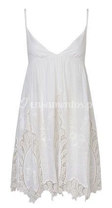 Ricam dress
