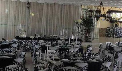 O Pavão - Salão de Festas 1