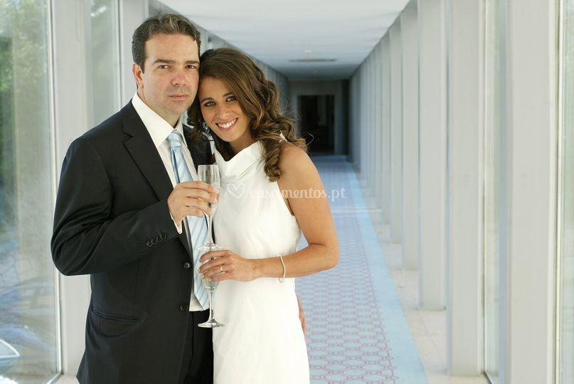 Andreia e Nuno