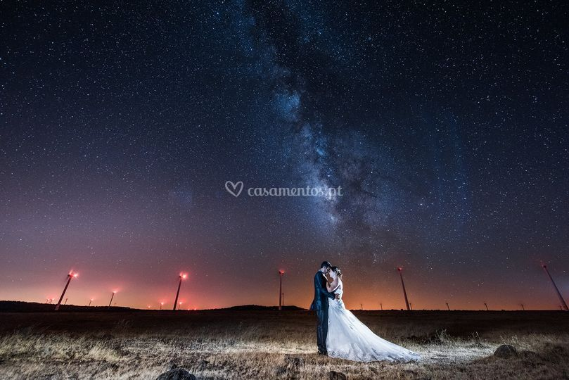 Milky way love