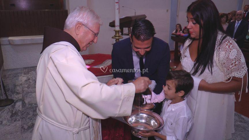 Batizado Mariana -Junho2014