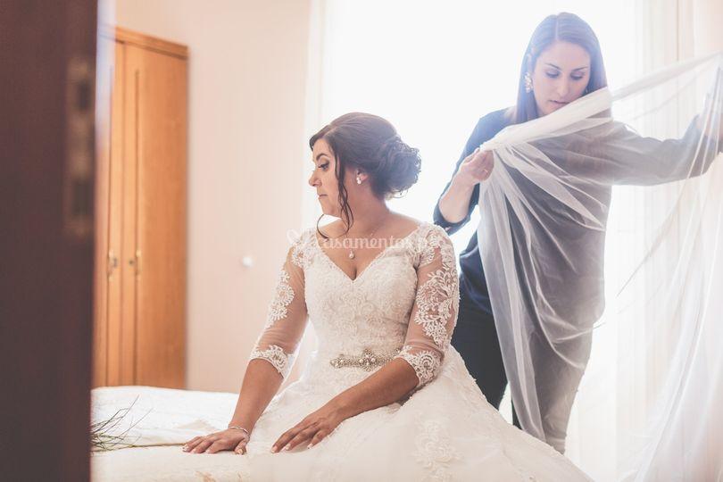 Noiva Patrícia