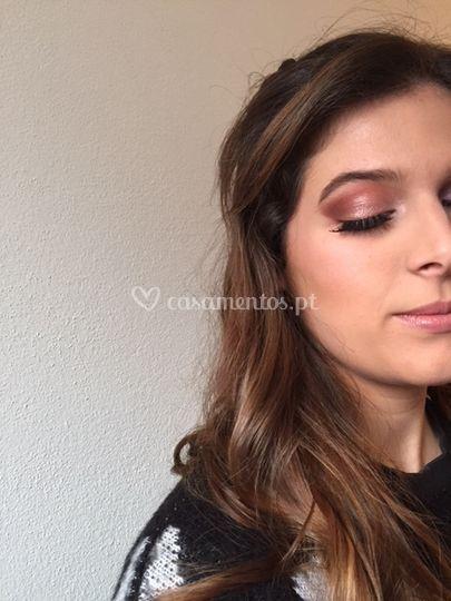 Make-up para noiva