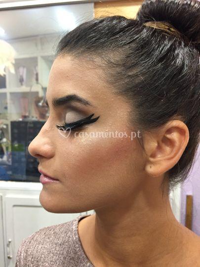 Make-up criativa