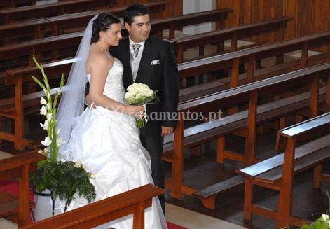 Suas fotografias de casamento