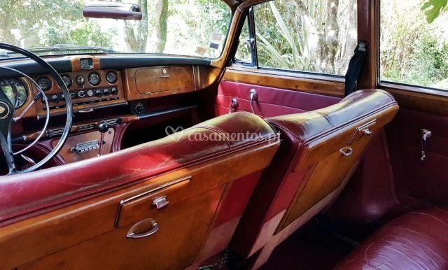 Jaguar 420G, 1969