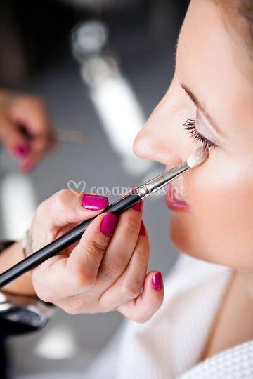 Pigmento make  up & hair