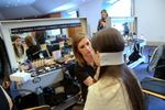 Make up desfile