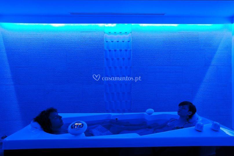 Banheira de casal - spa