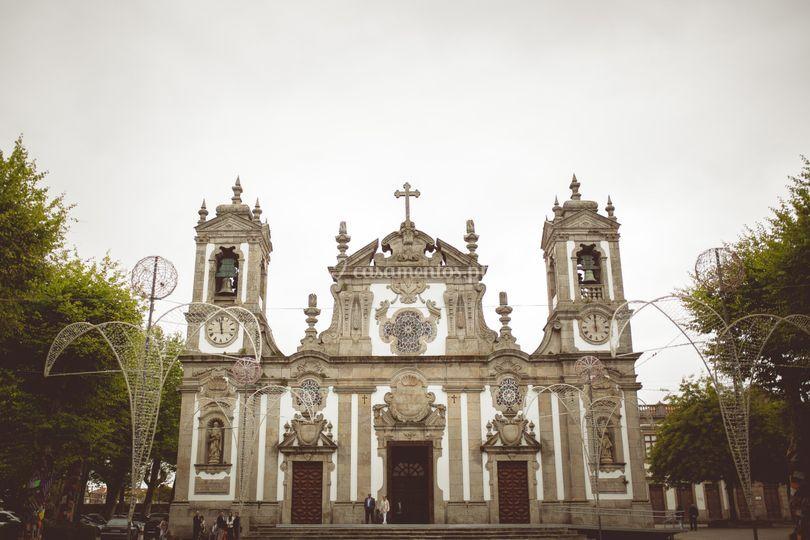 Igreja Bom Jesus de Matosinhos