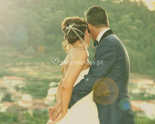 Suas belas fotos de casamento