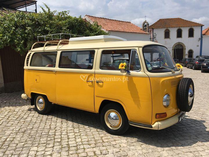 Aluguer VW - Pão de Forma
