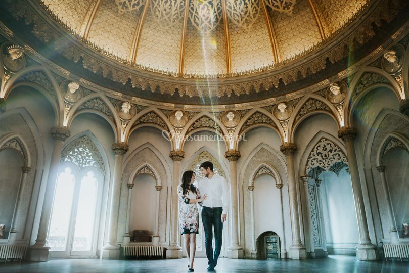 Palácio de monserrat