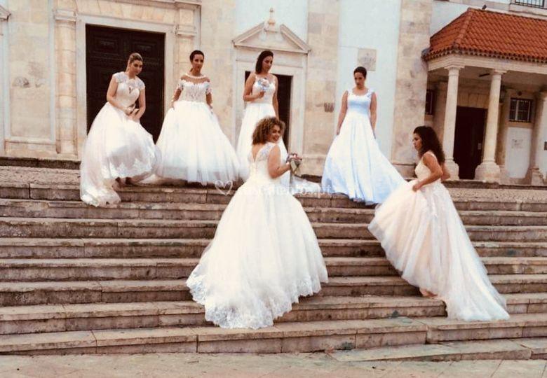 Sessão de noivas
