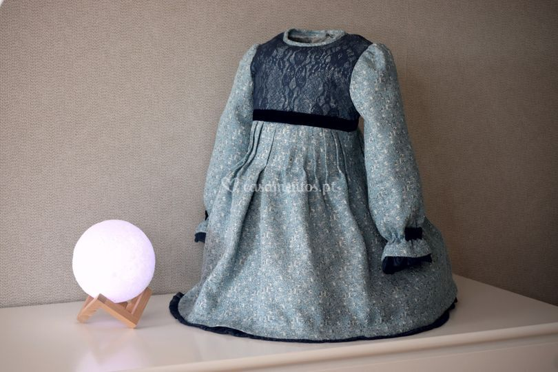 Sonlette - Vestido 6 anos