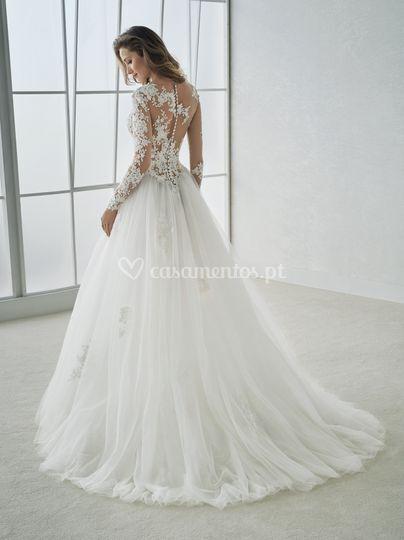 Vestido White One