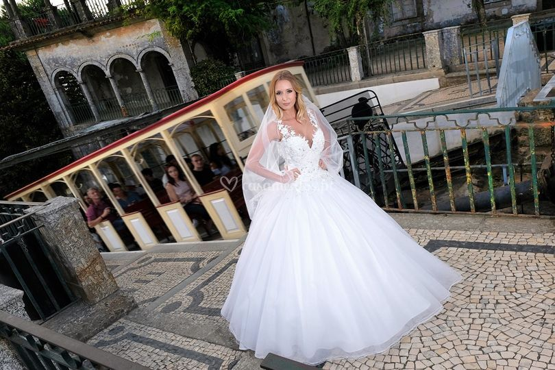 Vestido criadora Marta Serrão