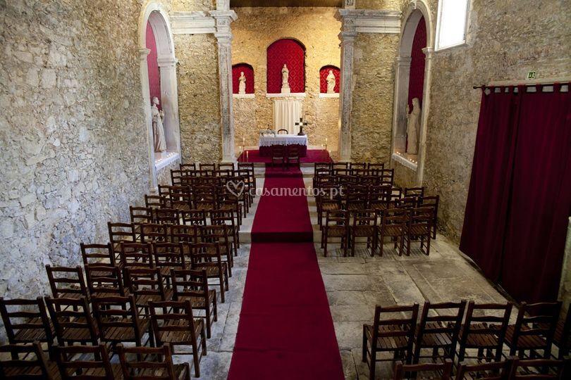 Capela de Convento de Sandelgas