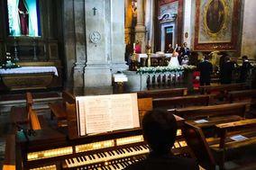 Cerimónias – Canto, Violino e Órgão