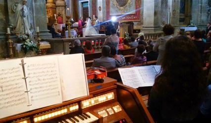 Cerimónias – Canto, Violino e Órgão 1